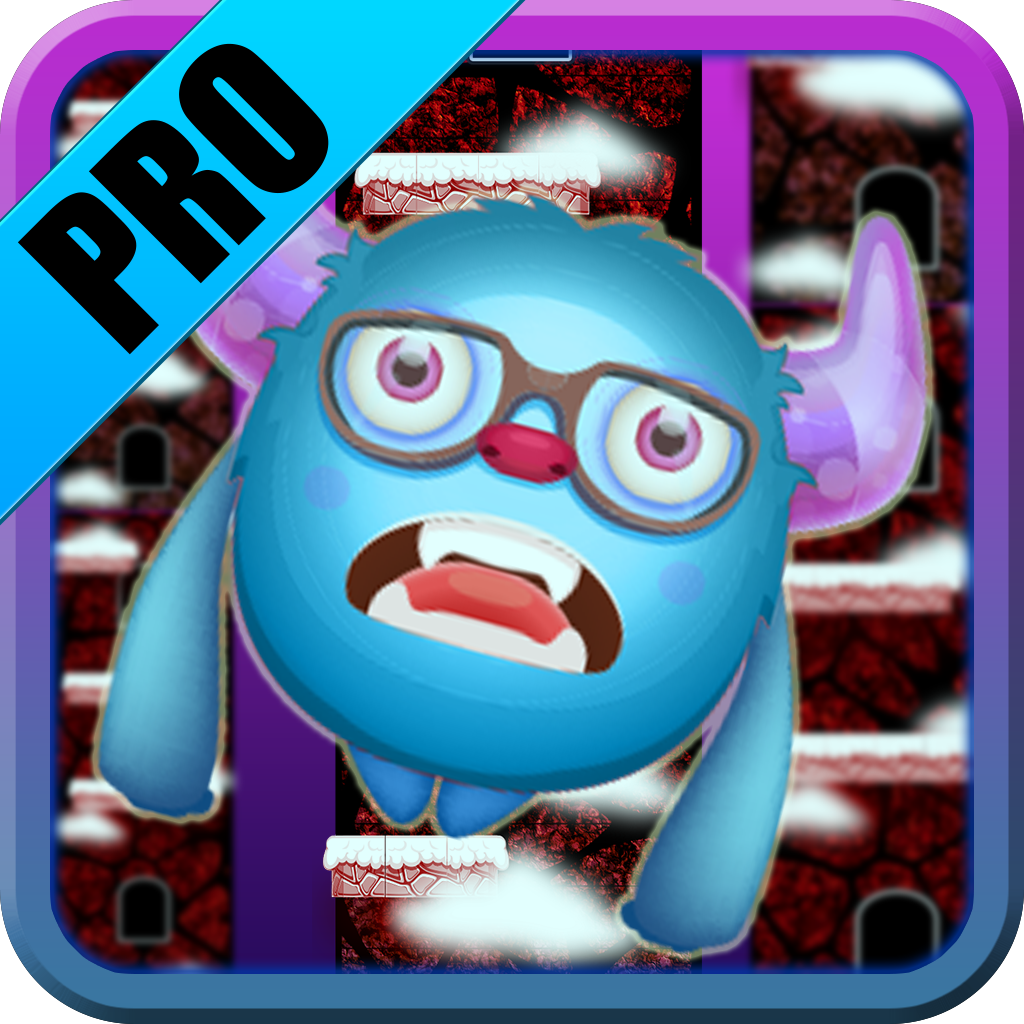 Angry Monster Adventure Game PRO - Dont Fall Down Action